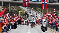 Poslední cyklistické mistrovství se konalo v norském Bergenu.