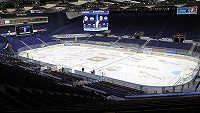 Ostravar Aréna, domácí stadión hokejistů Vítkovic.