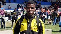 Youssoufa Moukoko, dvanáctiletý objev Borussie Dortmund.