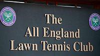 Letošní ročník Wimbledonu se pravděpodobně neuskuteční