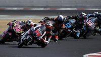 Závod Moto3 ovládl Ital Roman Fenati