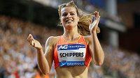 Nizozemská sprinterka Dafne Schippersová v anketě asociace EAA zopakovala loňské prvenství.