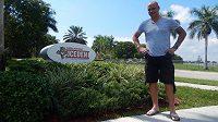 Tomáš Vokoun se po konci kariéry věnuje na Floridě trénování.