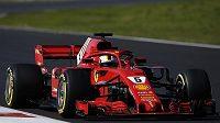 Závěrečný týden testů na novou sezónu mistrovství světa formule 1 zahájil nejlépe bývalý šampión Sebastian Vettel.