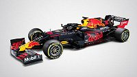 Red Bull ukázal nový monopost.