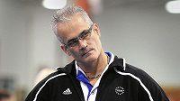 Bývalý trenér amerických gymnastek John Geddert na snímku z roku 2011.