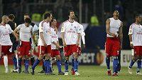 Smutní fotbalisté Hamburku