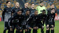 Partizan Bělehrad, příští soupeř Plzně, před zápasem s Dynamem Kyjev.