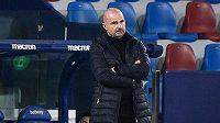 Prvním odvolaným trenérem v sezoně španělské fotbalové ligy je Paco López z Levante