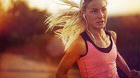 Běh otevírá cesty k endorfinům.