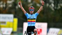 Belgičan Eli Iserbyt se stal mistrem Evropy v cyklokrosu.