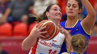 Basketbalistka Renáta Březinová opustila kádr USK Praha a posílila polský celek Energia Toruň