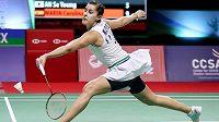 Španělská badmintonová hvězda Carolina Marínová nebude kvůli zranění obhajovat v Tokiu olympijské zlato z Ria.