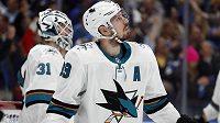 Zklamaní hráči San Jose si finále Stanley Cupu nezahrají