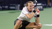 Petra Kvitová vybojovala postup do finále