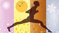 Běhat každý den, 7 dní v týdnu, 365 dní v roce, v létě, v zimě. To je streak running.