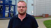 Jan Fišera, generální manažer HC Litoměřice a současně manažer reprezentační devatenáctky.