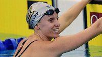 Majitelka pěti zlatých olympijských medailí Dana Vollmerová končí s vrcholovým plaváním