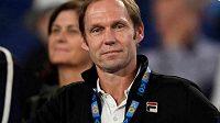Nový trenér fedcupového týmu Německa Rainer Schüttler.