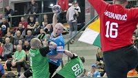 Házenkáře Dukly a Karviné čeká čtvrtfinále Vyzývacího poháru (ilustrační foto)