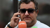 Agent fotbalových hvězd Mino Raiola uspěl s odvoláním proti tříměsíčnímu zákazu činnosti