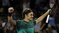 Roger Federer triumfoval i na turnaji v Miami.