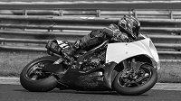 Berto Camlek tragicky zahynul na okruhu v maďarském Hungaroringu.