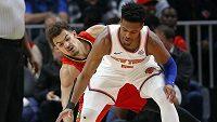 New York v NBA ukončil rekordní sérii prohe