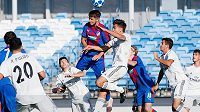 Mladí plzeňští fotbalisté trápili slavný Real