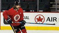 Jaromír Jágr se blíží k návratu do Calgary.