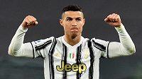 Bude hvězda Juventusu Cristiano Ronaldo slavit své góly i v nově vzniklé Super lize?