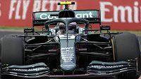 Stáj Aston Martin neuspěla s odvoláním proti diskvalifikaci Sebastiana Vettela z Velké ceny Maďarska formule 1