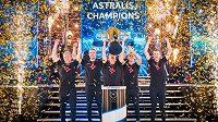 Vítězi Majoru 2019 v Katowicích Astralis, jediná organizace, která nejprestižnější CS:GO turnaj dokázala opanovat čtyřikrát, z toho třikrát v řadě.