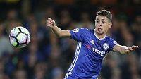Brazilský záložník Oscar v poslední době příliš možností v Chelsea nedostává.