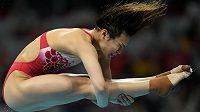 Číňanka Š' Tching-mao na olympijských hrách v Tokiu obhájila zlatou medaili z Ria