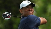 Tiger Woods začal solidně první major sezony Masters