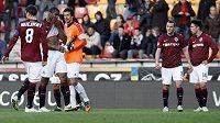 Fotbalisté Sparty zpytují svědomí po zápase s Příbramí