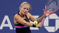 Karolína Muchová je velkou nadějí českého tenisu