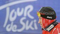 Norský lyžař Petter Northug