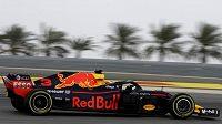 Jezdec Red Bullu Daniel Ricciardo.