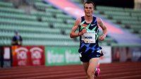 Norský běžec Sandre Moen překonal rekord Hermense