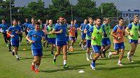 Fotbalová Sigma Olomouc zahájila přípravu na nový ligový ročník.