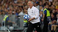 José Mourinho nebyl z umělé trávy dvakrát nadšený
