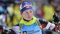 Veronika Vítková patřila i v letošni sezoně k nejlepším českým biatlonistkám