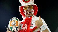 Japonsko zachvátila ragbyová horečka!