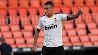 Leeds United posílí španělský útočník Rodrigo z Valencie