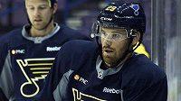 Martin Havlát se prosadil na zkoušce v St. Louis a čeká ho další sezóna ve slavné NHL.