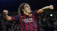 Carles Puyol, kapitán a opora zadních řad fotbalové Barcelony, chce po sezóně klub opustit.