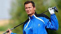 Český golfista Ondřej Lieser