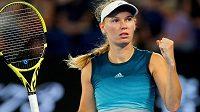 Caroline Wozniacká patří k nejpopulárnějším tenistkám na okruhu